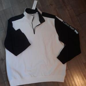 Mens calvin Klein light sweater